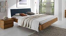 Bett Belbari Massivholzbett stabil 120x200 cm