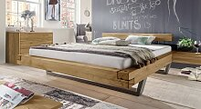 Bett Darica Massivholzbett stabil 140x200 cm