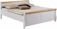 Bett Einzelbett Doppelbett Ehebett Massivholzbett