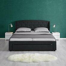 Bett Emmi ca. 180x200 cm mit Bettkasten