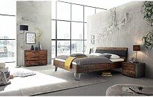 Bett Factory-Line Hasena Farbe: Vintage-Weiß,