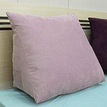 Bett - Kissen Large Sofa Kissen Dreidimensionale Back - To - Back Kissen Dreidimensional ( Farbe : 6# , größe : 20*30*40cm )