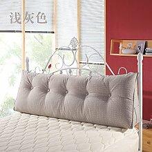 Bett kissen Triangle big kissen Schlafzimmer Doppelzimmer] Tatami große rückenlehne Sofa taille unterstützung Kissen-N 150x50x20cm(59x20x8)