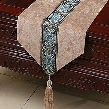 Bett Läufer Bett Schwanz Handtuch Tischläufer