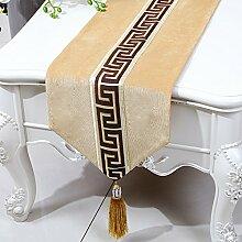 Bett Läufer Tischläufer Bett Schwanz Handtuch