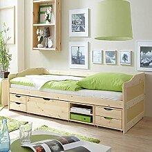 Bett mit Stauraum mit Schubladen Pharao24