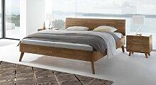 Bett Parkano Massivholzbett stabil 90x200 cm