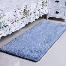 Bett-rechteckige Matten-Schlafzimmer-Wohnzimmer-Kaffeetisch-Decken-Tür-Matte Produkt-Größe: 50 * 80cm