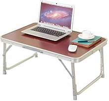 Computertische XIA Bett Schreibtisch klappbar Lift Lazy Laptop Table Möbel Farbe : A