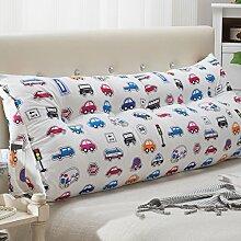 Bett Soft pack/ das Dreieck-Kissen/Tatami großen Kissen auf dem Bett/Back/Taille/ Büro des lumbalen Kissen-G 50x100cm(20x39inch)