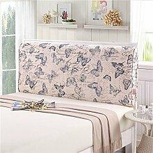 Bett soft pack Polsterung aus dem bett Großes bett kissen Kissen Bett soft cover Iron bett kissen-N