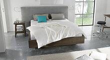 Bett Timaru Massivholzbett stabil 120x200 cm