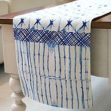 Bett/Tischdecke decke/Bett Renner/Tischdecke decke/Abdeckung Tuch/Zierleiste/ Tisch/Tischdecke decke-D 35x150cm(14x59inch)