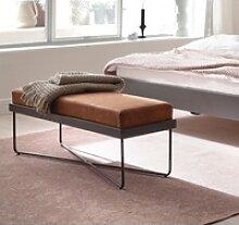Bettbank Harper Milwaukee(BHT 120x31x35 cm) Harper