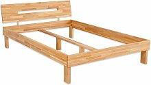 Betten-abc - Bubema Massivholzbett Marco aus