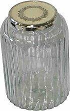 Better & Best 1226933–Glas-Flasche, mit