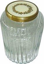 Better & Best 1226937-Glas-Flasche, mit