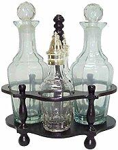 Better & Best 1228144-und Ölflasche Glas mit