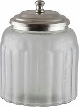 Better & Best 1946073–Glasdose mit Deckel Stufenbohrer