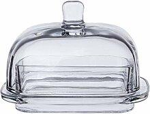 Better & Best 2231100 - Butterdose aus Glas, sehr