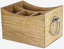 Better & Best 2312508 Besteckkasten aus Holz und
