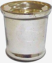 Better & Best Glas, glatt, mit Rand, Farbe