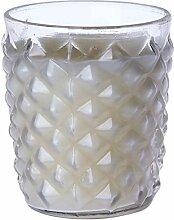 Better & Best Kerze im Glas, rustikal, dekoriert