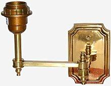 Better & Best Wandlampe aus Metall, mit Platte,