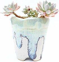 Better-Way Vintage Blumen Blumen Keramik Vase