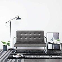 Betterlife - 2-Sitzer-Sofa mit Armlehnen