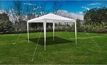 Betterlife - Gartenpavillon mit Pyramidendach 3 x