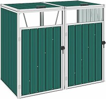 Betterlife - Mülltonnenbox für 2 Mülltonnen