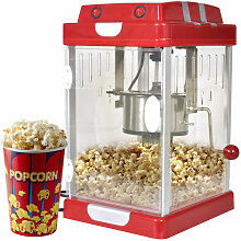 Betterlife - Popcornmaschine Kino-Style 2,5 OZ