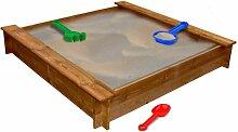 Betterlife - Sandkasten Holz Quadratisch