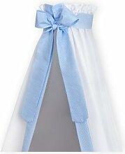 Betthimmel KraftKids Farbe: Hellblau