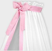 Betthimmel KraftKids Farbe: Rosa