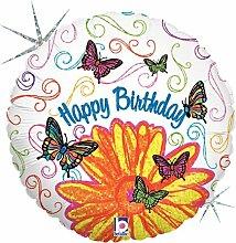 Bettiburi 83596P Folienballon Pop Art