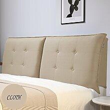 Bettrückenkissen Bedside Kissen - Bett Kopfkissen
