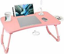 Betttisch für Laptop, tragbarer