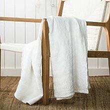 Bettüberwurf Carine Ebern Designs Größe: 130 cm