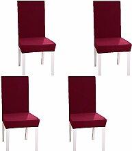 Bettüberwurf Eßzimmer Stuhl mit elastischer