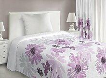 Bettüberwurf Tagesdecke Margarita rosa Überwurf