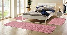 Bettumrandung Flokati 1500 g Böing Carpet, Höhe