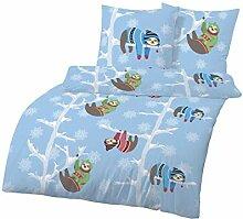 Bettwäsche 135x200 2teilig | Kinderbettwäsche im