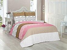 Bettwäsche 200x200 Baumwolle Bettgarnitur mit