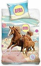 BETTWÄSCHE Animal Planet Pferde Pferd Bettwäsche