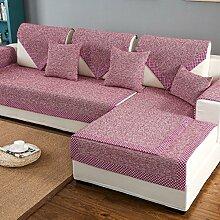 & bettwäsche aus Baumwolle Sofa möbel Protector