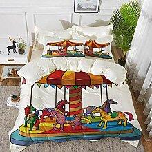 Bettwäsche - Bettbezug-Set, Kinder, Cartoon