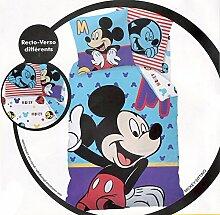 Bettwäsche Bettbezug wendbar Disney & # •;