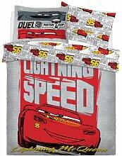 Bettwäsche Cars Lightening Speed Disney Größe: